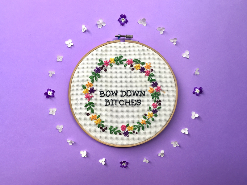 bow-down